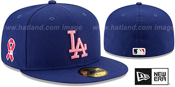 Dodgers '2021 MOTHERS DAY' Fitted Hat by New Era