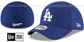 Dodgers 'DIAMOND ERA CLASSIC' Flex Hat by New Era