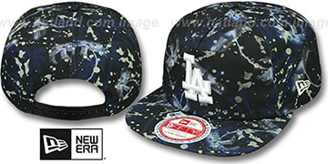 reputable site a4685 8116d Dodgers GLOWSPECK SNAPBACK Hat by New Era