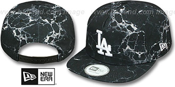 Dodgers 'MARBLE MIX SNAPBACK' Hat by New Era