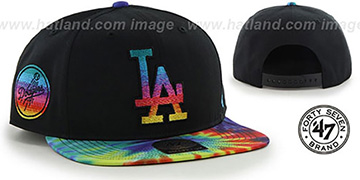 Dodgers 'MORRISON SNAPBACK' Hat by Twins 47 Brand