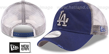 Dodgers 'RUSTIC TRUCKER SNAPBACK' Hat by New Era
