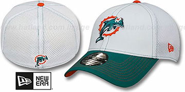Dolphins 'BLITZ NEO FLEX' Hat by New Era