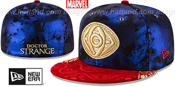 Doctor Strange 'VELVET CLOAK' Fitted Hat by New Era