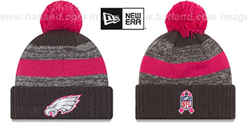 Eagles '2016 BCA STADIUM' Knit Beanie Hat by New Era