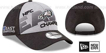 Eagles '2017 NFC EAST CHAMPS' Snapback Hat by New Era