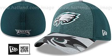 Eagles '2017 NFL ONSTAGE FLEX' Hat by New Era