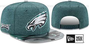 Eagles '2017 NFL ONSTAGE SNAPBACK' Hat by New Era