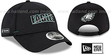 Eagles COACHES TRAINING SNAPBACK Hat by New Era