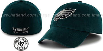Eagles NFL FRANCHISE Green Hat by 47 Brand