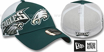 Eagles QB SNEAK FLEX Hat by New Era