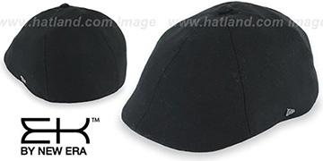 EK CORE DUCKBILL Black Driver Hat by New Era