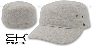 EK CORE MILITARY Cream Hat by New Era