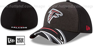 Falcons 2017 NFL ONSTAGE FLEX Hat by New Era