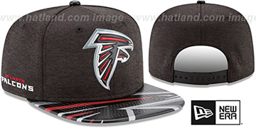 Falcons '2017 NFL ONSTAGE SNAPBACK' Hat by New Era