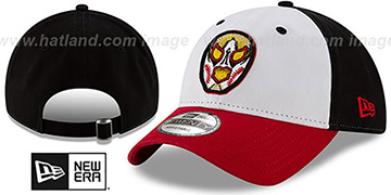 Fightin Phils COPA STRAPBACK White-Black-Red Hat by New Era