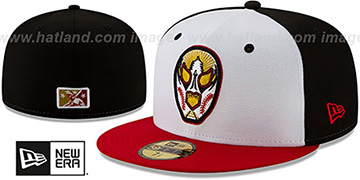 Fightin Phils COPA White-Black-Red Fitted Hat by New Era
