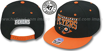 Flyers 2T HOLDEN SNAPBACK Adjustable Hat by Twins 47 Brand