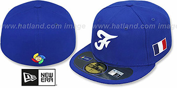 France 'PERFORMANCE WBC' Royal Hat by New Era