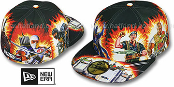 G. I. Joe 'HI-RES ALL-OVER' Multi Fitted Hat by New Era
