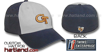 Georgia Tech RETRO 'FRANCHISE' Hat by Twins