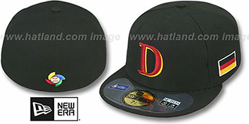 Germany 'PERFORMANCE WBC' Black Hat by New Era