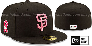 Giants '2021 MOTHERS DAY' Fitted Hat by New Era