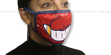 GOLD TOOTH SMILE Washable Fashion Mask by Hatland.com