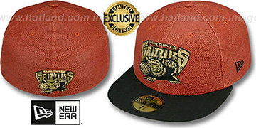 Grizzlies 'BASKET-BALLIN' Fitted Hat by New Era