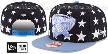 Grizzlies NBA ALL-STARRY SNAPBACK Hat by New Era
