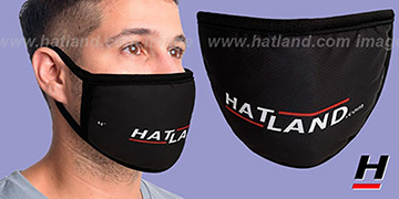 HATLAND.COM Washable Fashion Mask by Hatland.com