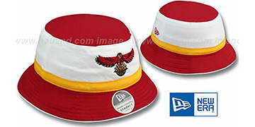 Hawks 'CRADER II' Bucket Hat by New Era