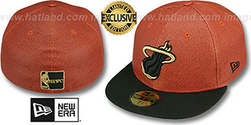 Heat BASKET-BALLIN Fitted Hat by New Era