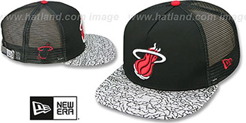Heat 'ELEPHANT-HOOK STRAPBACK' Hat by New Era