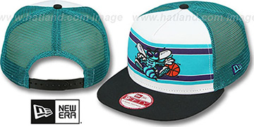 Hornets 'BAND-SLAP SNAPBACK' Hat by New Era