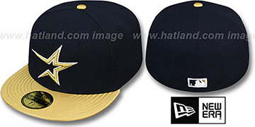 Astros 1999 ALTERNATE COOPERSTOWN Fitted Hat by New Era