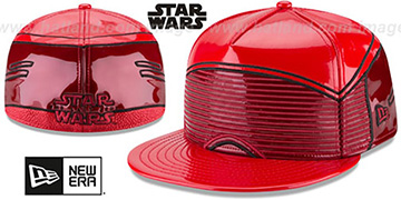 Imperial Guard THE LAST JEDI CHARACTER FACE Fitted Hat by New Era