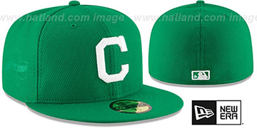 Indians '2016 ST PATRICKS DAY' Hat by New Era