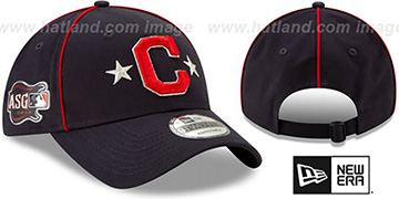 Indians 2019 MLB ALL-STAR GAME STRAPBACK Hat by New Era