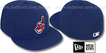 Indians 'PERFORMANCE' ALT 2 Hat by New Era