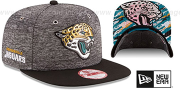 Jaguars '2016 NFL DRAFT SNAPBACK' Hat by New Era