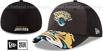Jaguars 2017 NFL ONSTAGE FLEX Hat by New Era