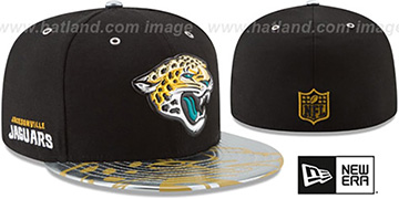 Jaguars '2017 SPOTLIGHT' Fitted Hat by New Era