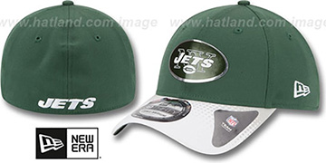 Jets 2015 NFL DRAFT FLEX  Hat by New Era