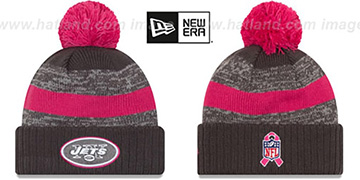 Jets 2016 BCA STADIUM Knit Beanie Hat by New Era