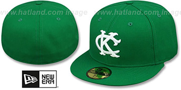 KC Athletics 1963-67 COOPERSTOWN Fitted Hat by New Era