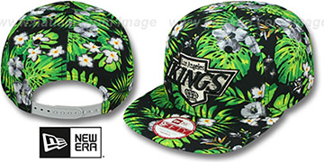 Kings 'BLOOM SNAPBACK' Hat by New Era