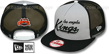 Kings 'MARK-MESH A-FRAME SNAPBACK' Hat by New Era