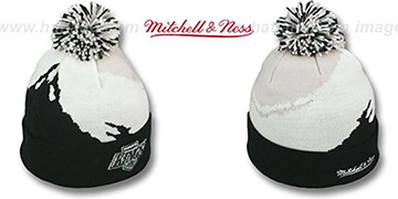 Kings 'PAINTBRUSH BEANIE' by Mitchell and Ness