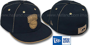 Knicks HW NAVY DaBu Fitted Hat by New Era